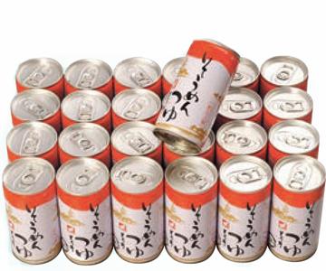 【特別販売】素麺つゆ(195g×25缶)
