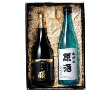 《氷見・高澤酒造場》有磯曙 海月2本入 720ml
