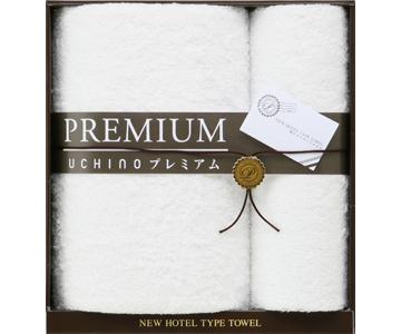 〈新ホテルタオル企画〉タオルセット (ホワイト)