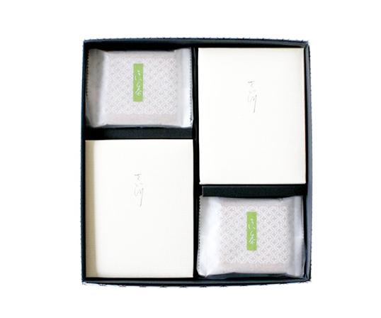 《金沢・うら田》さい川・こい茶詰合せ(2号)
