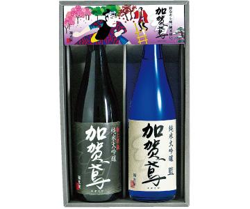 《金沢・福光屋》加賀鳶 純米大吟醸セット