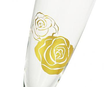 《金箔 箔一》オフリールロゼ シャンパンペア