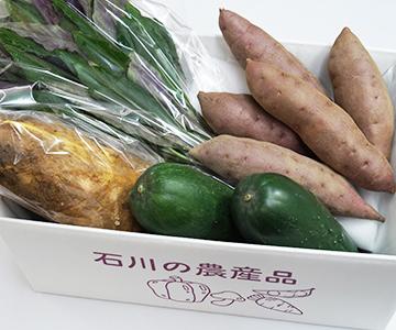 《金沢・堀他》季節の加賀野菜セット