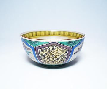 吉田屋窯風茶碗