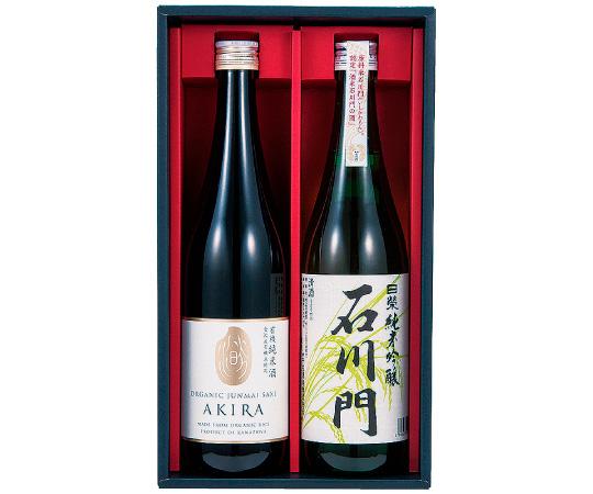 《金沢・中村酒造》AKIRA・石川門セット