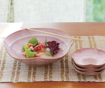 〈たち吉〉花霞 盛鉢