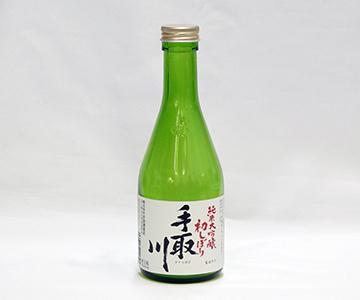 《初しぼり・吉田酒造店》手取川 純米大吟醸初しぼり