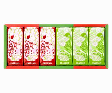〈横濱フランセ〉季節をたのしむミルフィユ【さくら苺、抹茶の詰合せ】12個入