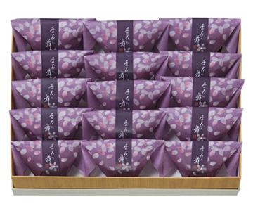 〈菓匠 清閑院〉季花の舞 15個入