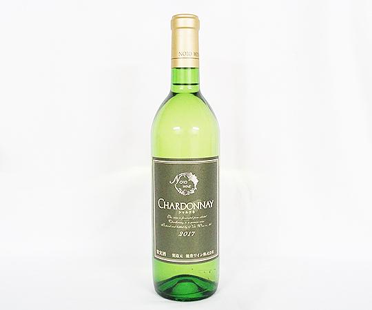《穴水・能登ワイン》白ワイン2015年  シャルドネ