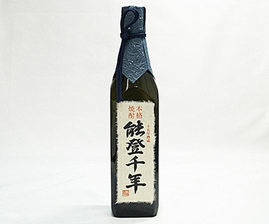 《麦焼酎》能登千年 樽貯蔵15年熟成酒