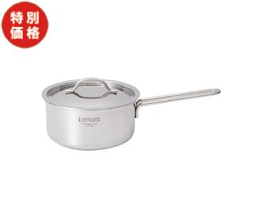 【特価】ビタクラフト ルイジアナ18cm片手鍋