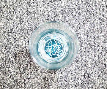 <越前蒔絵ガラス>ビール&ピルスナー(青)