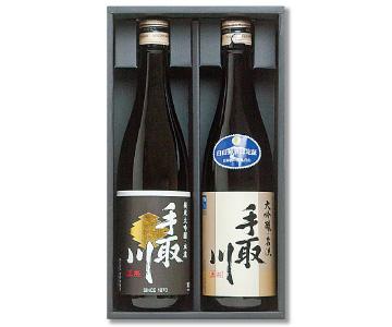 〈白山/吉田酒造店〉手取川 大吟醸セット