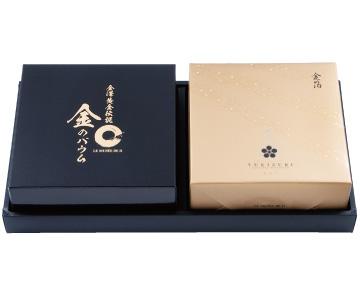 〈七尾/ル ミュゼ ドゥ アッシュ〉 金のバウム&YUKIZURI金箔アソートBOX