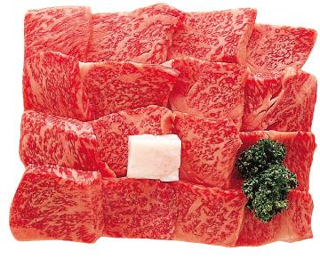 国産黒毛和牛 ひとくちステーキ肉