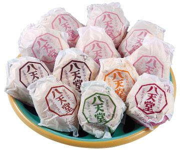 〈広島/八天堂〉プレミアムフローズンくりーむパン 白桃