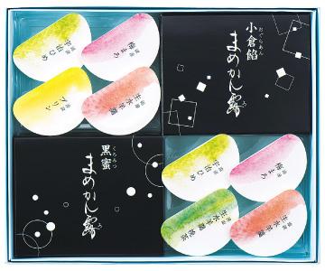〈京都/鶴屋吉信〉夏の名菓撰(露)