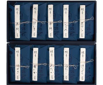 〈魚津/かねみつ〉昆布じめ刺し身 10種