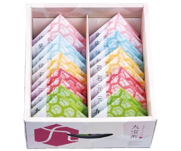 〈富山/ティー・ツリー・コミュニケーションズ〉メグスリノキの九宝茶