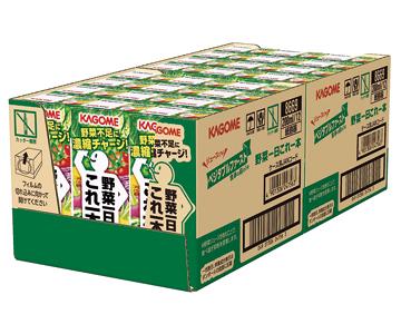 【特価】カゴメ 野菜一日これ一本(200ml×24本)