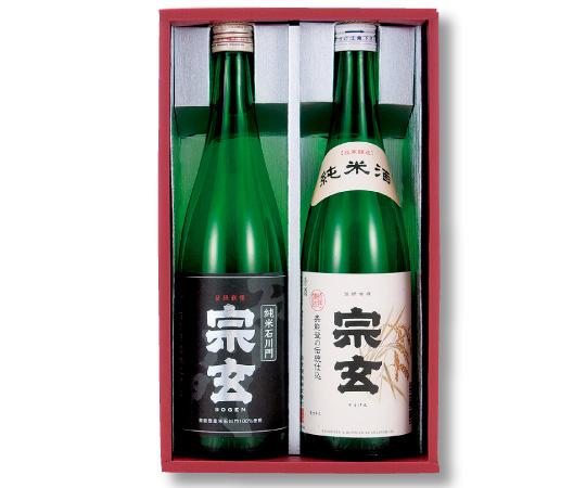 《珠洲・宗玄酒造》宗玄 純米酒セット