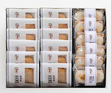 《七尾・杉野屋与作》与作揚げ・焼きチーズ18個入