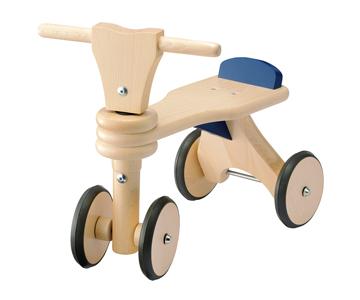 〈ボーネルンド〉はじめての木製バイク