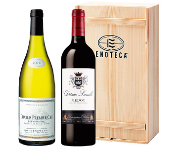 〈エノテカ〉銘醸フランスワインセット