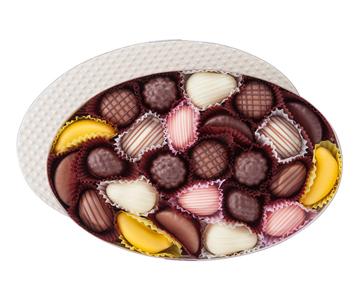 〈ロクメイカン〉グレースデュー チョコレート 25個入