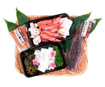 〈能登〉海鮮いしり鍋セット