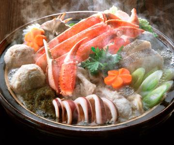 〈七尾/加賀屋〉里山里海鍋