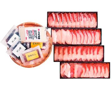 《七尾・スギヨ》石川県産天然ぶりしゃぶ鍋
