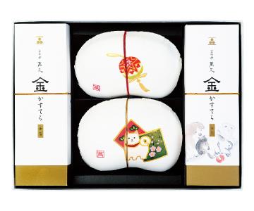 〈金沢/まめや金澤萬久〉冬の萬久撰菓