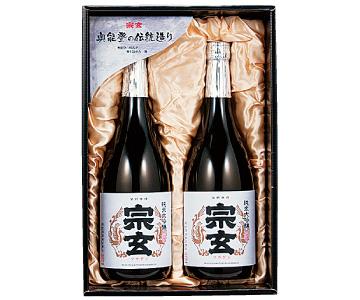 〈珠洲/宗玄酒造〉純米大吟醸セット