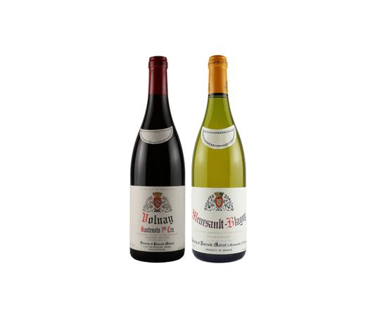 〈エノテカ〉ブルゴーニュ紅白ワインセット
