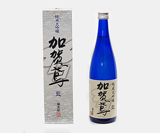 《金沢・福光屋》加賀鳶 純米大吟醸「藍」 720ml