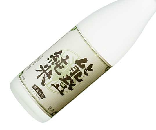 《能登・数馬酒造》竹葉 能登純米 720ml