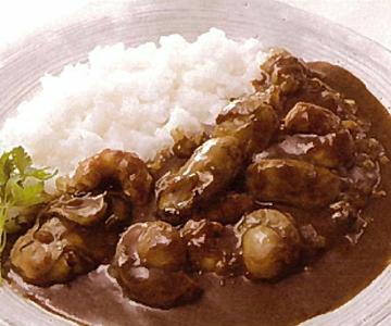 《金沢・佃の佃煮》佃の金沢カレー(野菜)