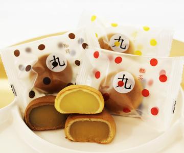 《高岡・中尾清月堂》乳菓-MARU- 8個入