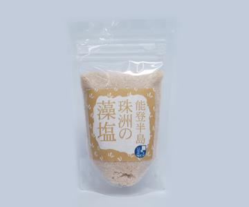 《珠洲・新海塩産業》能登半島 珠洲の藻塩 100g